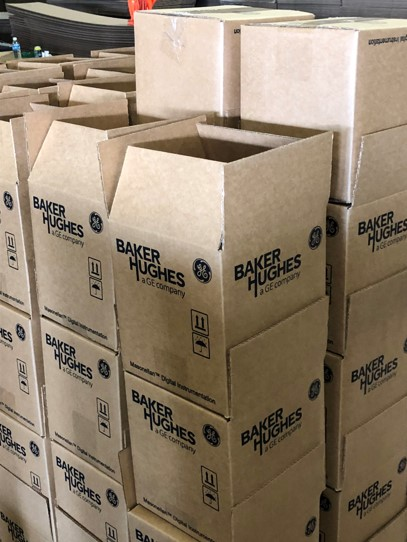 CCP Baker Hughes Branded Boxes