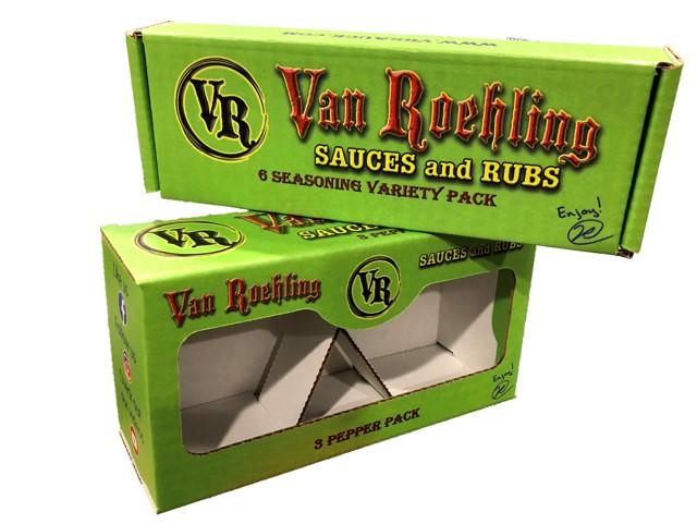 Van Roehling Box